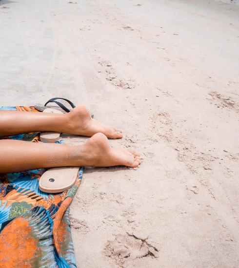 Comment choisir sa serviette de plage ?