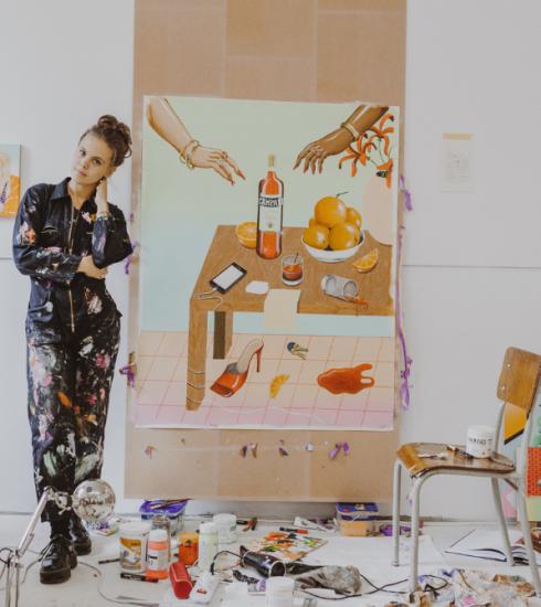 Bruxelles se transforme en galerie d'art à ciel ouvert pour la bonne cause