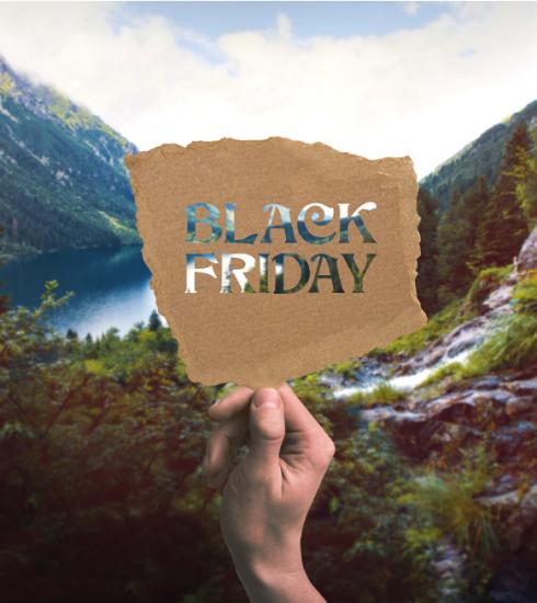 5 initiatives pour rendre le Black Friday plus green