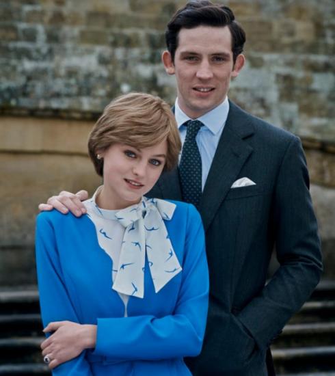 10 tenues iconiques de Lady Di presque parfaitement reconstituées dans The Crown