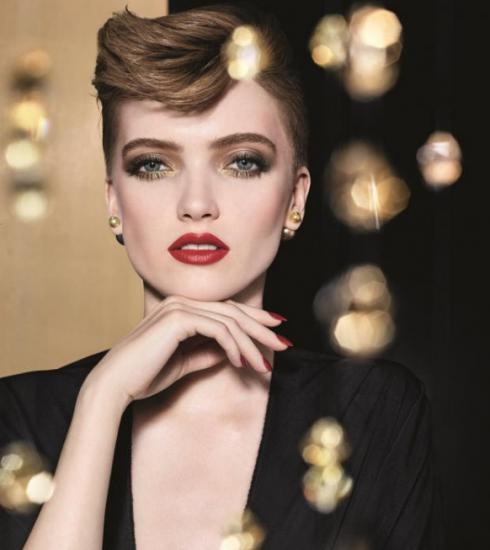 Makeup : comment obtenir le look de fêtes Dior par Peter Philips ?