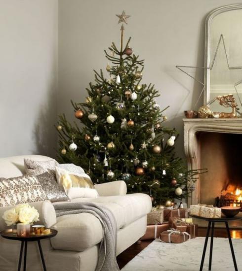 Repéré sur Pinterest : 15 inspirations déco pour votre sapin de Noël
