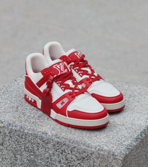 Editor's Pick : Louis Vuitton | (RED) Trainer, des baskets stylées pour la bonne cause
