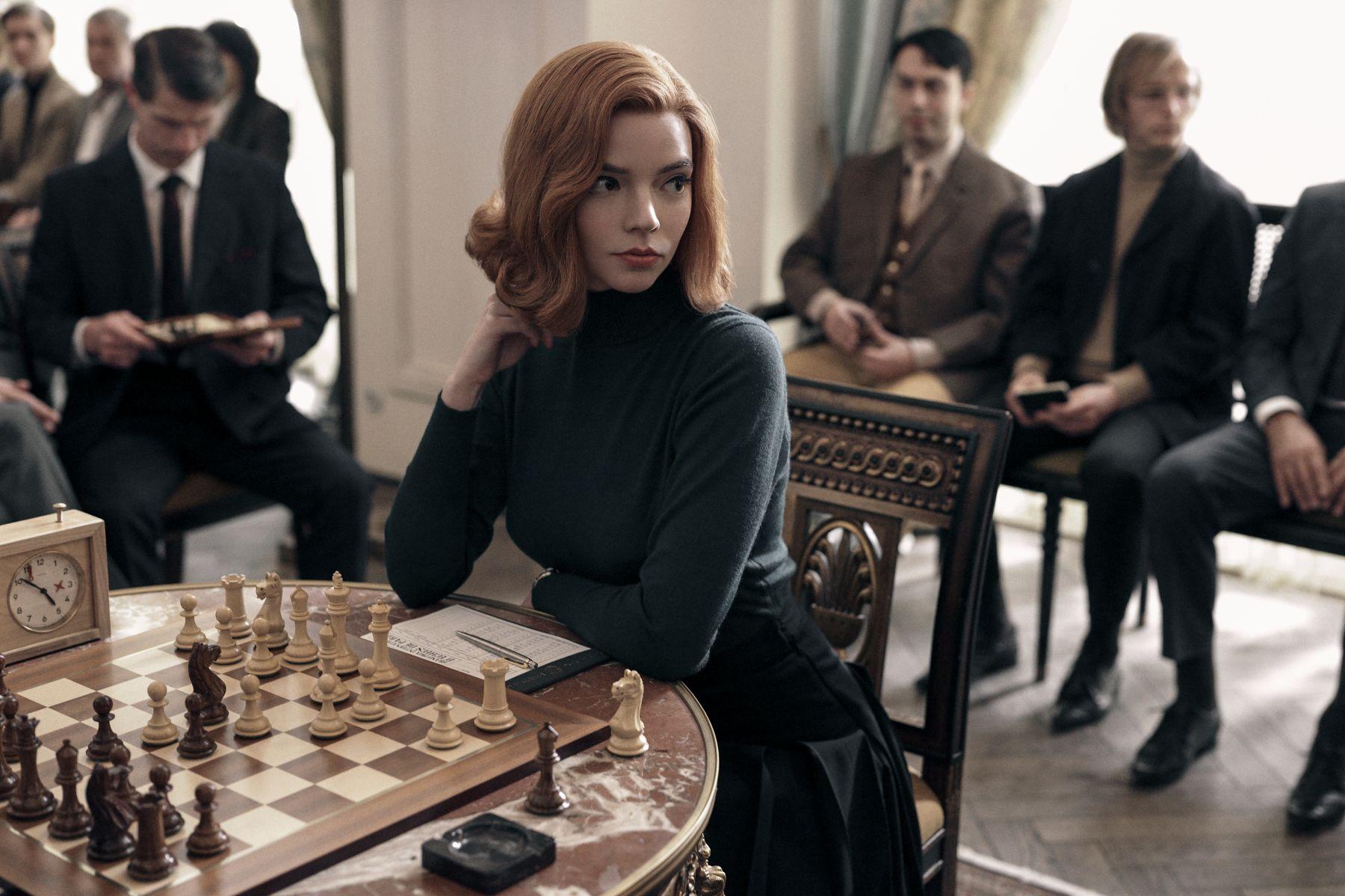 The Queen's Gambit : l'histoire derrière la nouvelle série addictive de Netflix - 2