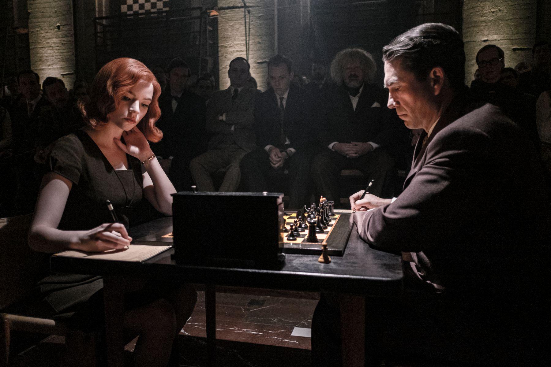The Queen's Gambit : l'histoire derrière la nouvelle série addictive de Netflix - 3