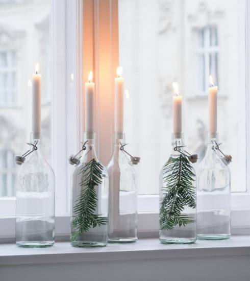 Do it yourself : 15 idées de décorations de Noël à faire soi-même
