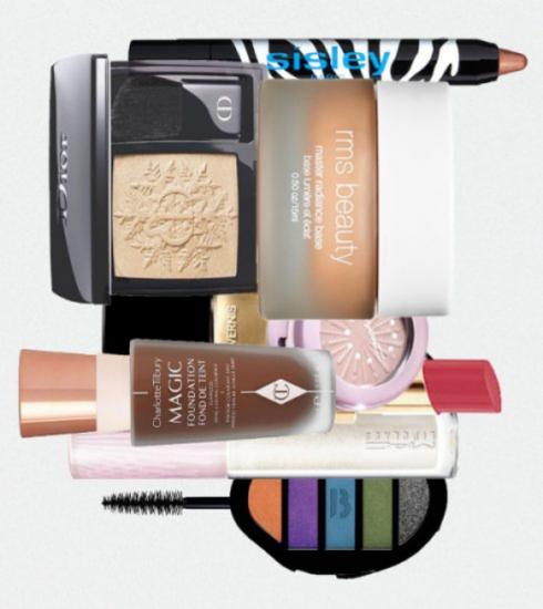 20 jolis produits de maquillage pour vous mettre dans l'ambiance des fêtes !