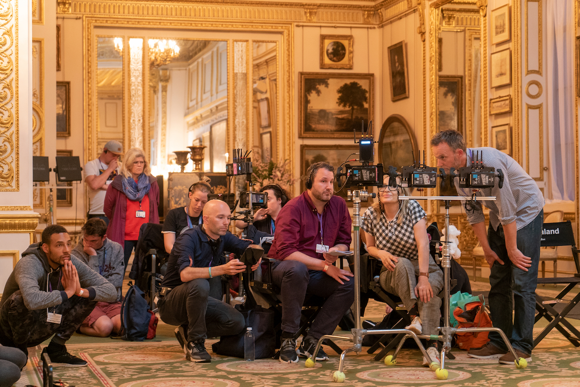 Séries : coup d'œil exclusif dans les coulisses de La Chronique des Bridgerton, nouveau succès Netflix - 1