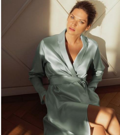 Shopping homewear : 30 robes de chambre et peignoirs pour cocooner avec style