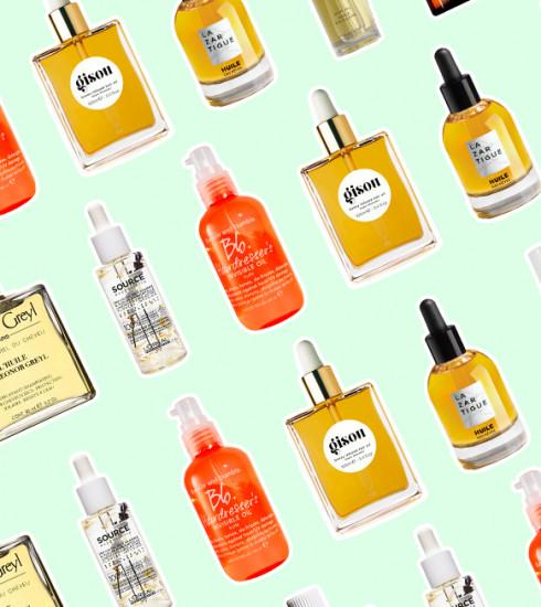 7 huiles capillaires pour des cheveux doux et brillants