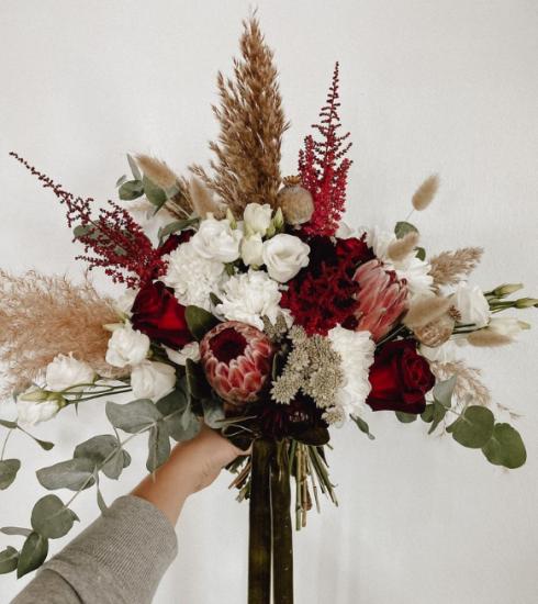 Repéré sur Instagram : 10 bouquets de fleurs qui changent pour la Saint-Valentin