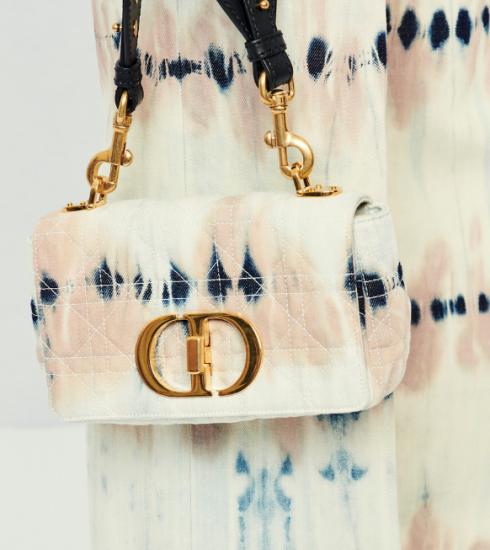 Editor's Pick : Dior dévoile son nouveau sac, le Dior Caro