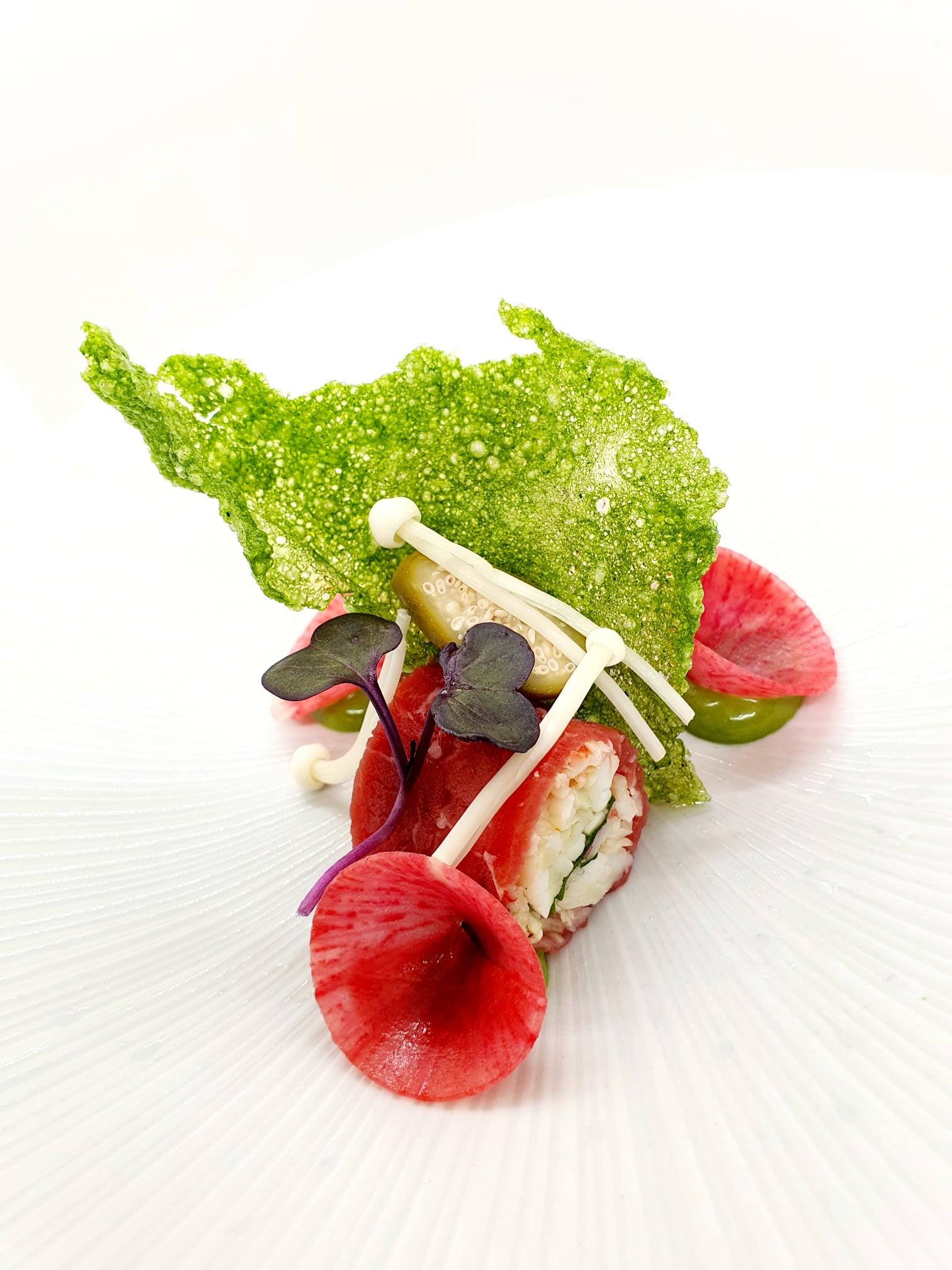 Wallonie : 13 restaurants où commander un menu de Saint-Valentin canon - 12
