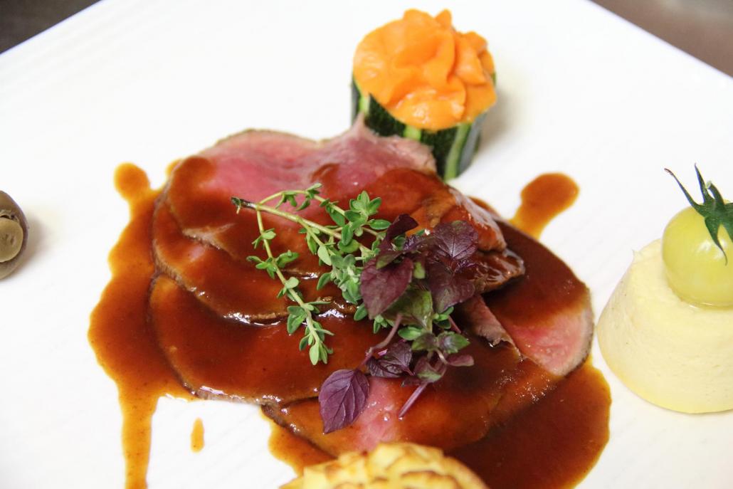 Wallonie : 13 restaurants où commander un menu de Saint-Valentin canon - 3