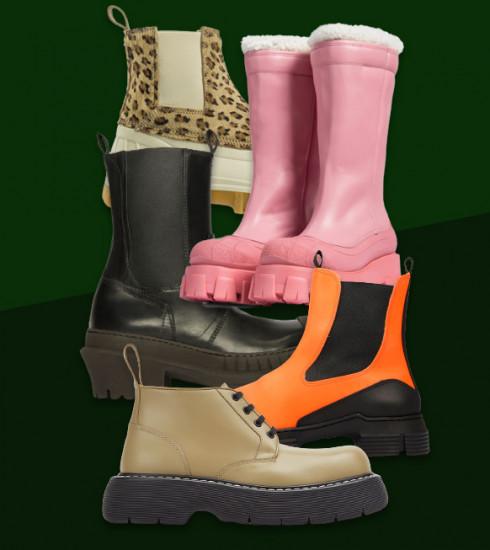 Shopping : 15 paires de bottes et bottines canons et résistantes à la neige