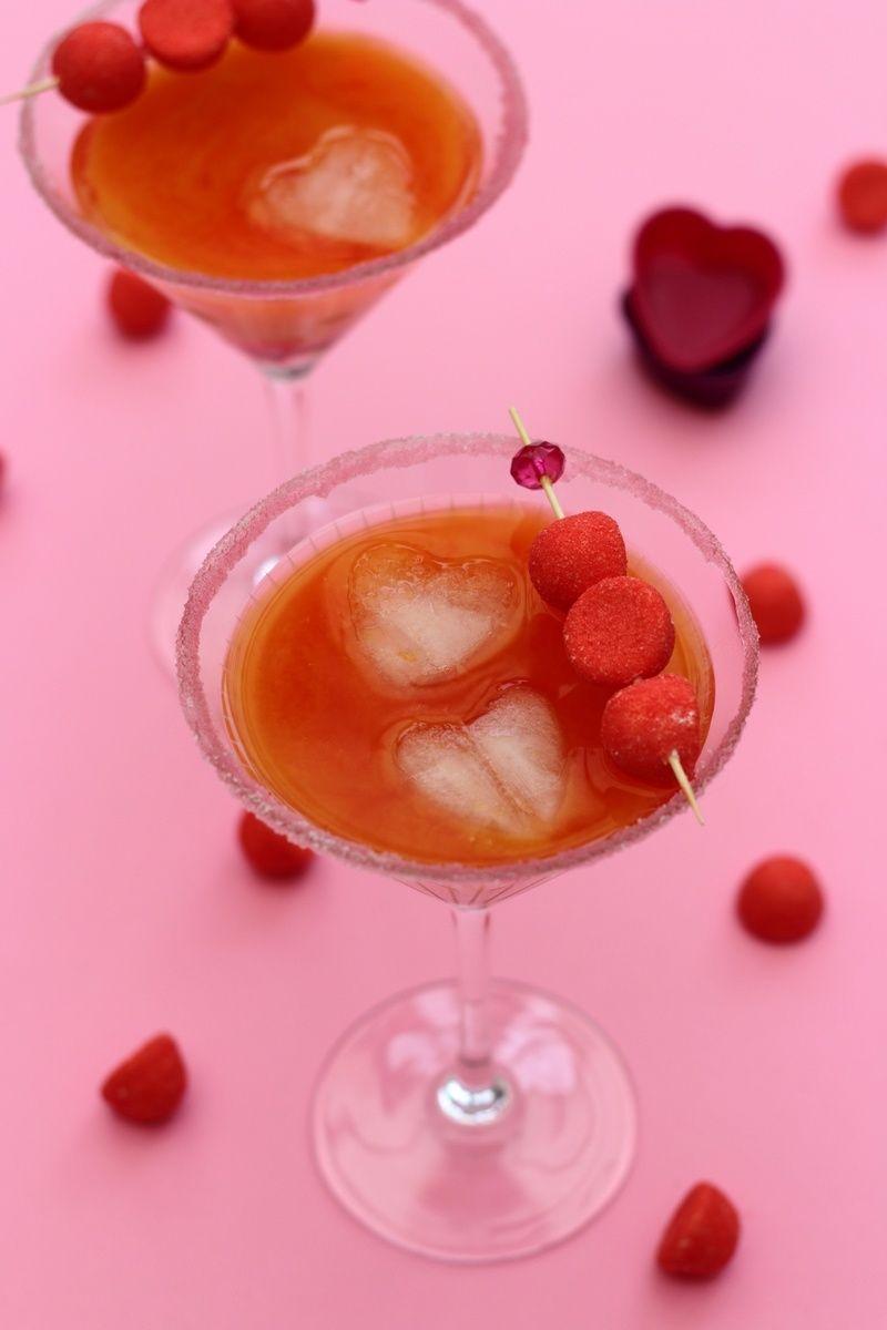 Saint-Valentin : 10 recettes de cocktails faciles pour une soirée en amoureux - 3