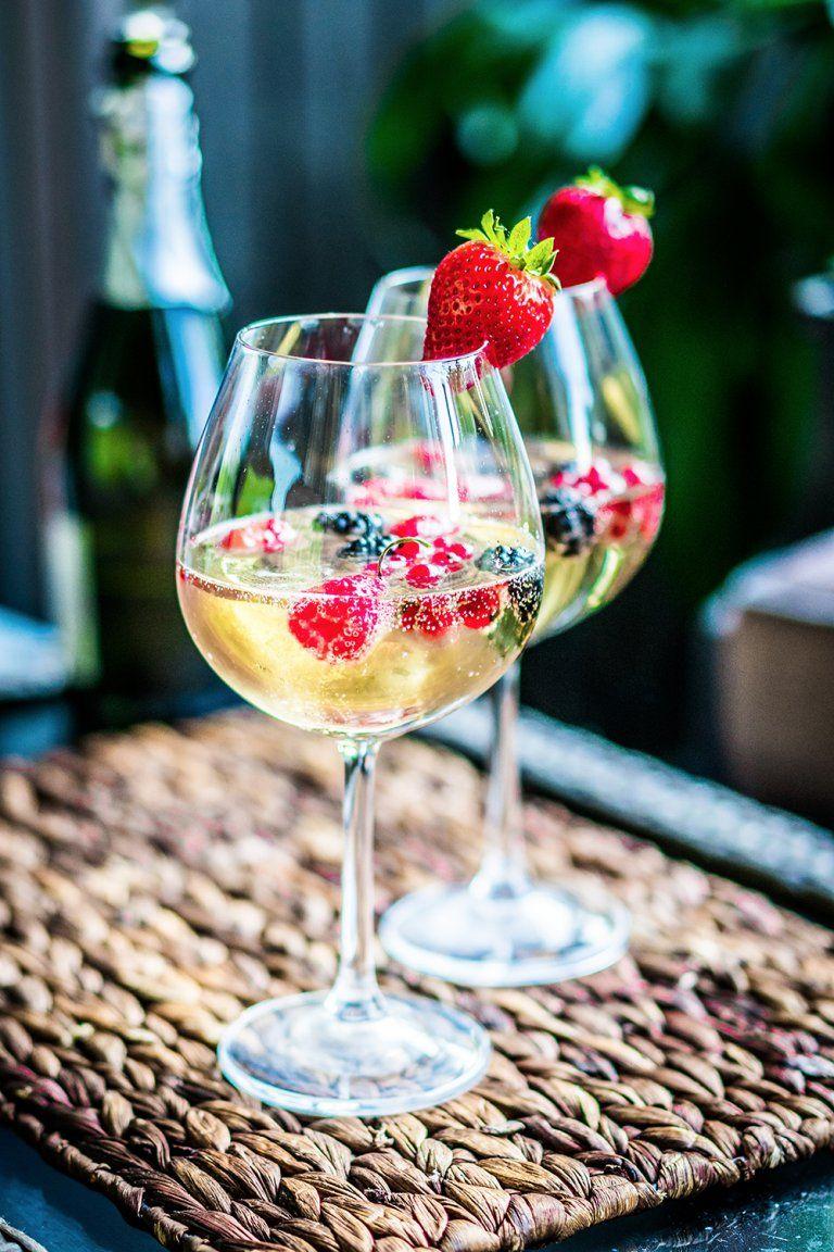 Saint-Valentin : 10 recettes de cocktails faciles pour une soirée en amoureux - 6