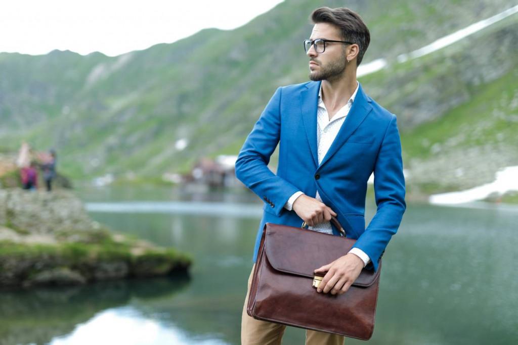 Looker son homme : avoir du style avec le porte-documents - 1