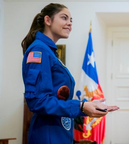 Alyssa Carson, l'adolescente prête à conquérir Mars