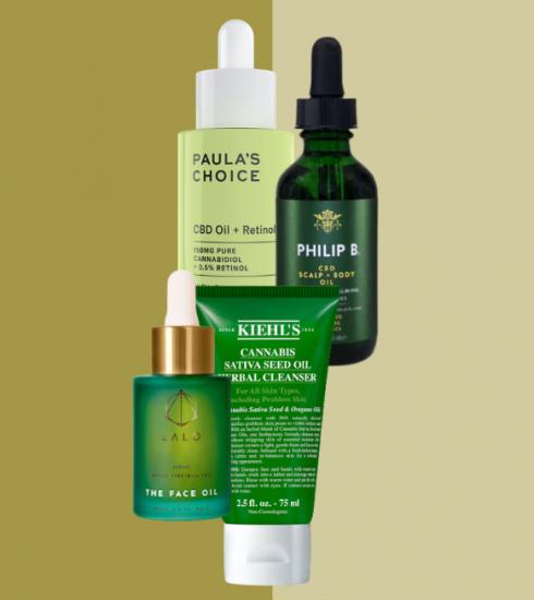 Pourquoi inclure les cosmétiques à base de CBD à votre routine beauté ? (+ notre shopping)