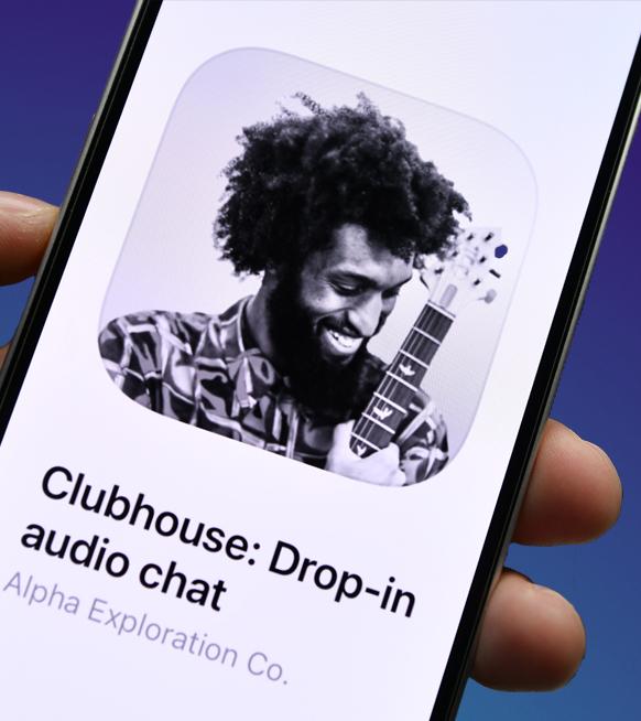 Qu'est-ce que Clubhouse, l'application sur laquelle tout le monde veut être ?