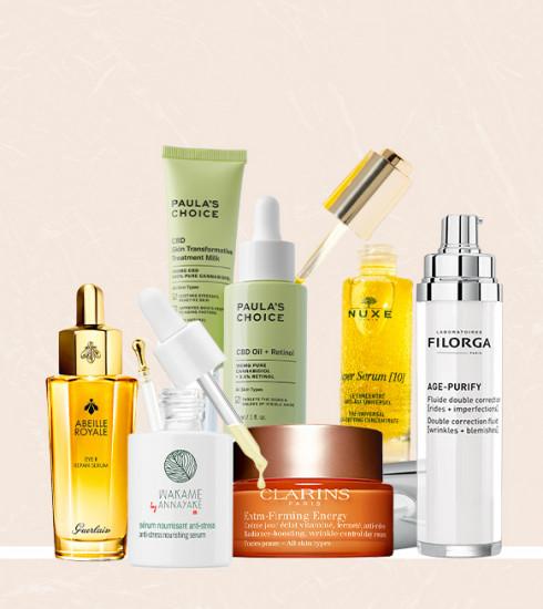 Nos 6 nouveaux produits de beauté favoris de février