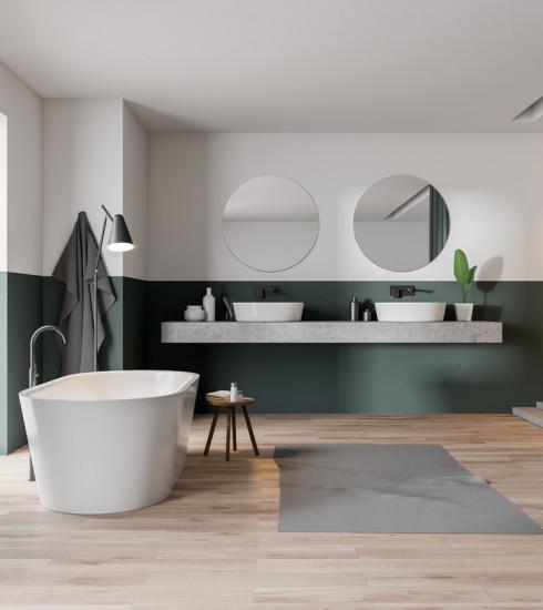 5 idées pour relooker sa salle de bain