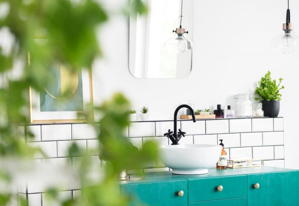 5 idées pour relooker sa salle de bain - 1