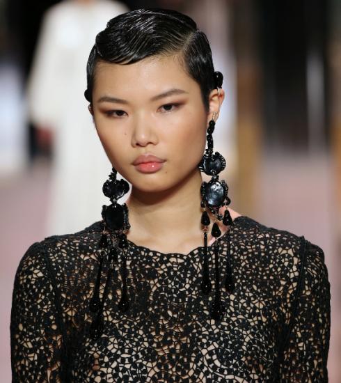 Les dernières tendances coiffure repérées sur la fashion week Haute-Couture