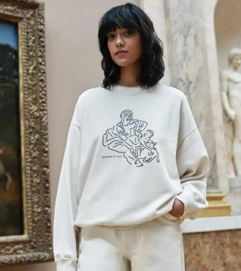 Editor's Pick : la collection Musée du Louvre x UNIQLO met de l'art dans nos armoires