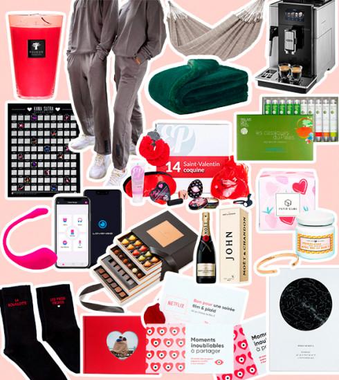 Saint-Valentin : 30 idées cadeaux de couple pour qu'il n'y ait pas de jaloux