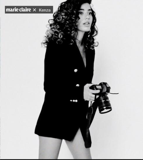 Qui est Kenza : la nouvelle photographe française en vogue