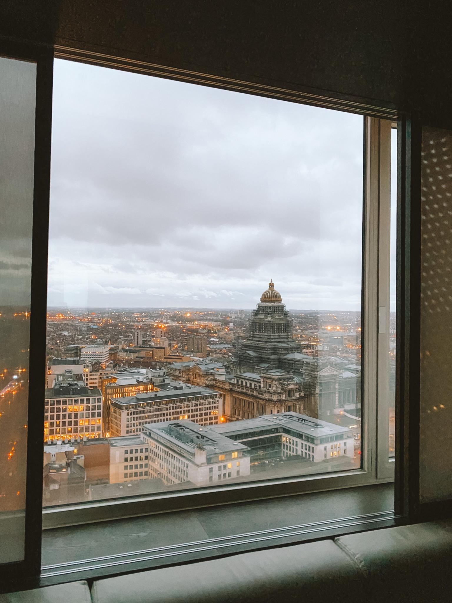 Testé pour vous : Side by Sight, staycation et dîner dans les nuages à The Hotel - 2