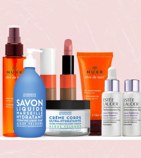 Nos 7 nouveaux produits de beauté favoris de mars