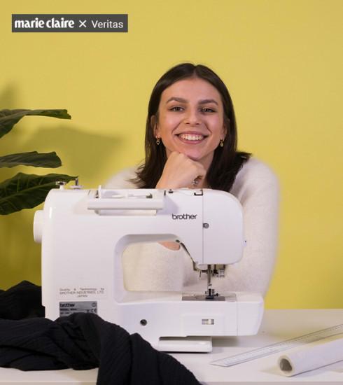 DIY: comment créer facilement un vêtement unique chez soi