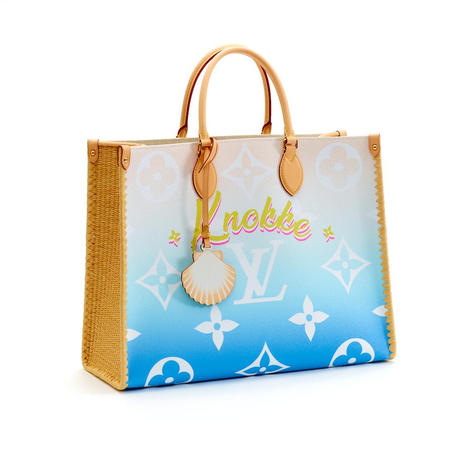 Editor's Pick : Louis Vuitton rend à nouveau hommage à Knokke avec son sac ONTHEGO - 1