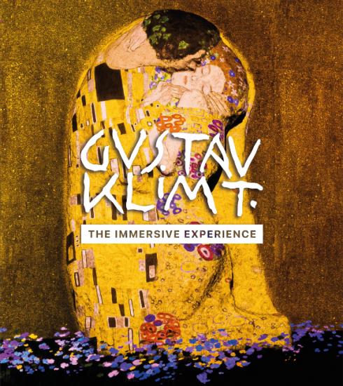 Gustav Klimt s'installe à Bruxelles avec « The Immersive Experience »