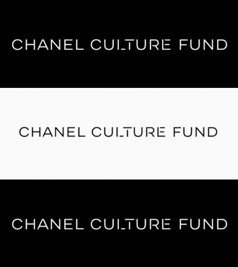 Chanel lance le Chanel Culture Fund, son fonds mondial pour la culture