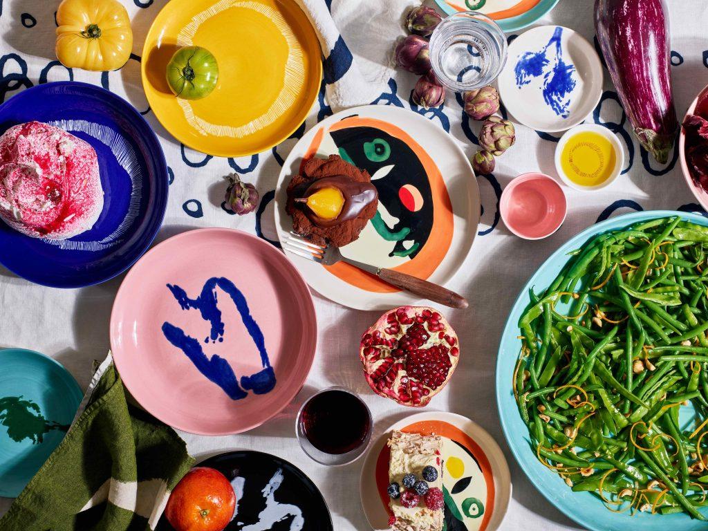 Editor's Pick : FEAST, la collection de vaisselle canon signée Ottolenghi x Serax - 1