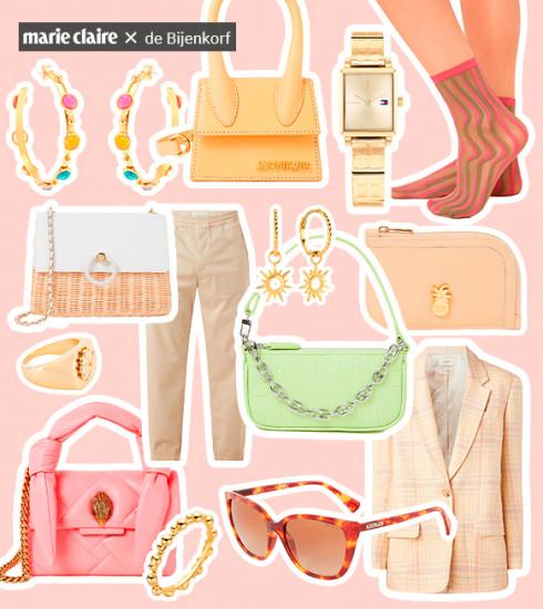50 accessoires tendances pour le printemps été