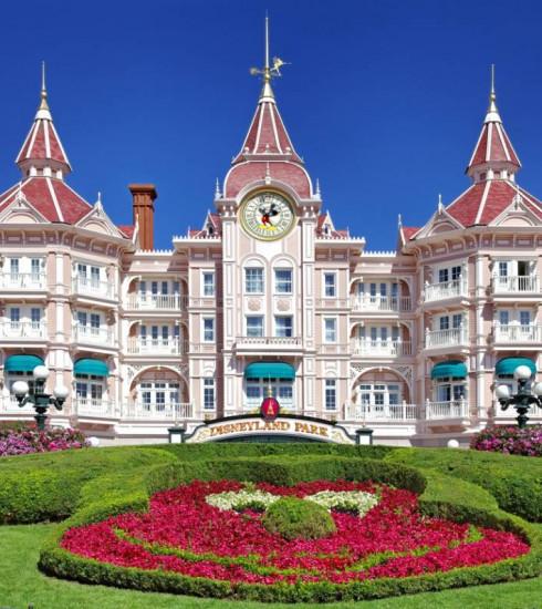 Retour à Disneyland !