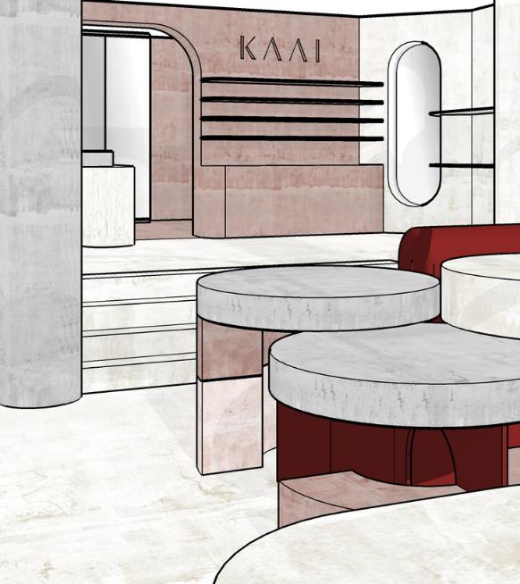 La marque belge de sacs à main Kaai ouvre une boutique à Bruxelles - 1