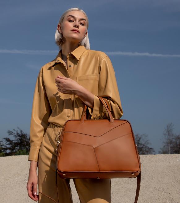 La marque belge de sacs à main Kaai ouvre une boutique à Bruxelles