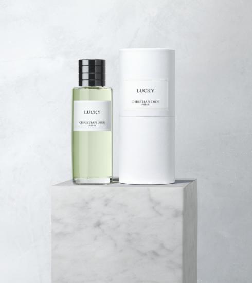 Editor's Pick : le parfum Lucky de Maison Christian Dior