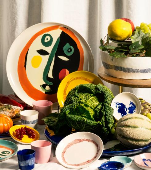 Editor's Pick : FEAST, la collection de vaisselle canon signée Ottolenghi x Serax