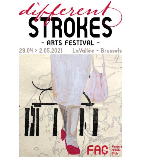 « Different Strokes » : la deuxième édition du Festival des Arts qui unit des femmes artistes du monde entier