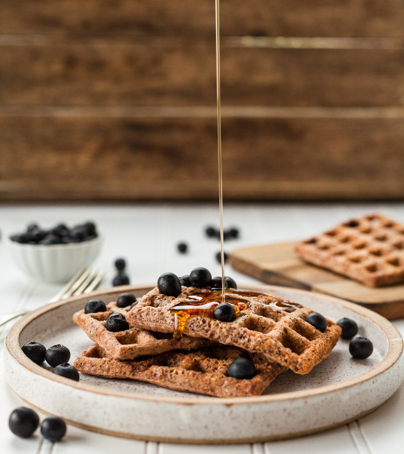gaufre courgette