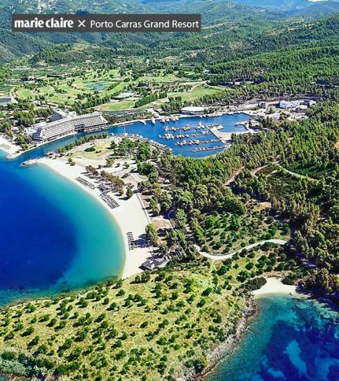 Porto Carras Grand Resort : un havre de détente sur la côte grecque