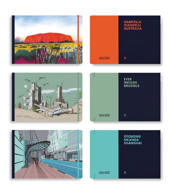 Editor's Pick : le Travel Book Brussels de Louis Vuitton dévoile Bruxelles sous un nouveau jour