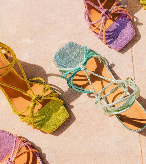 Editor's Pick : la collection de sandales Bobbies qui met l'été à nos pieds